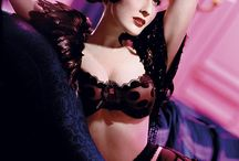 Burlesque and Pin Up / by Wedding Connections
