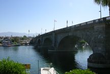 London Bridge / Lake Havasu City is home to the famous London Bridge.