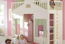 ideas for Ev's room / by Claire Scheibner