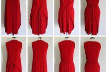 #Wraped dress