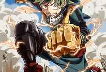 Boku no Hero Academia (Izuku my Hausbando *-----* ) /