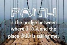 FAITH, GOD