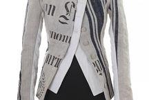 If I were a Clothing Designer