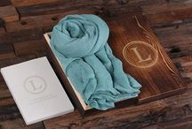 Shawl and Journal Gift Sets