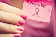 Outubro Rosa / O rosa representa muito mais que uma cor esse mês, ele lembra do apoio à quem precisa, a inspiração de quem enfrenta e também do alerta da prevenção contra o câncer de mama. Abrace essa causa!