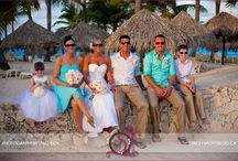Vow Renewal/10 year tropical trip