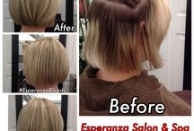 Esperanza's Blonds / by Esperanza Salon and Spa