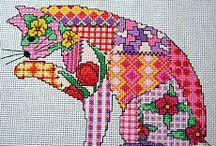 Вышивка / Embroidery / Изделия, схемы