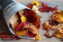Selfmade snacks