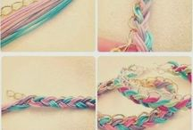 pulseras cadenas