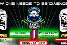 KyaZoonga.com: Buy tickets for LASER THERAPY PARTY