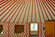 Yurt Sweet Yurt / by Stacie Gerhardt