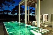 Piscinas / pool, swimming pool, piscine, piscina, decoration, house, marble, granite, natural stones, revestiment, ornamental
