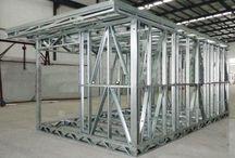 Framing steel