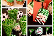 Fiesta temática fútbol