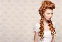 bruid hairstyle