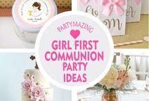 FIRST COMMUNION IDEAS
