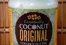 Original Coconut Butter / Original coconut butter. Ingredients: Organic Coconut. That's all!