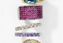 Touchstone Crystal~ by Swarovski  / Every girl deserves to sparkle...put a ring on it!