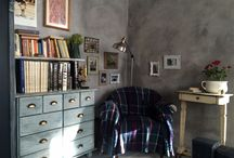 Za lubem / Unusual furniture and accessories from the old mill. Industrial, vintage, country.