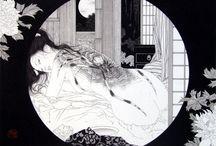 Escritor Junichiro Tanizaki / Tanizaki(1886-1965) foi um grande escritor japonês que ficou famoso pelo retrato intimista que fazia do cotidiano dos seus personagens.
