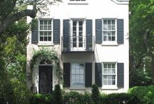 home exteriors / Some just amazing...some I could really see my family in. / by michaeline
