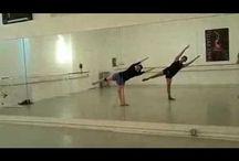 Dance Horton / Graham Technique
