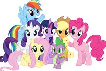 mlp spike and all the mares