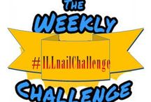Indian Lacquer Nail Challenge / #ILLnailchallenge