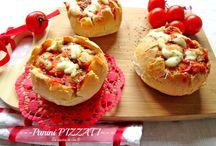 Pane, Pizze, Focacce...