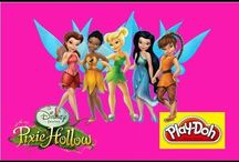 Disney Fairies from Pixie Hollow