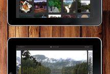Ipad design interface