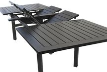 Patio Extendable Table