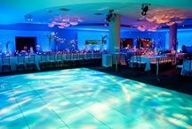 Newport Aquarium Riverside Room / Visit our Beautiful Banquet room that overlooks the Cincinnati skyline & the Ohio River.  / by Newport Aquarium Private Events