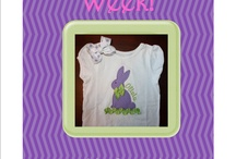 Too Cute Creations-Easter!!! / To order this adorable shirt, visit www.thatstoocute.net