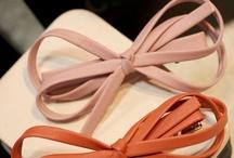 bow, flower hair clip