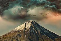 Natur / Vulkaner