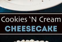 oreo cookies cheesecake