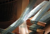 Inkle weaving / Inspirational ideas, some may not be purely  inkle but can be adapted.... / by Guzzi Sue