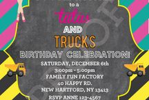 trucks and tutus
