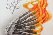 Phoenix Tats
