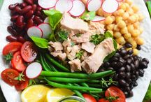 Salads to try / by Heidi Brown