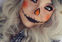 Maquilhagem de Halloween