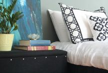 Summer Style for the Home / I am partnering up with JCPenney to share some of the season's most stylish trends for the home. / by Gina @ Shabby Creek Cottage