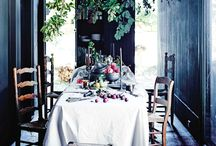 Dining Style / Dining and dining room inspirations I love plus ideas for my interior styling clients www.dontcallmepenny.com.au