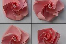Blumen Papier