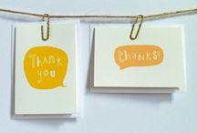 Card making inspiration / by Kat Payne