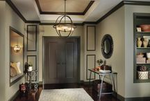 Warm & Welcoming / Welcome family and friends home in style this holiday season with decorating ideas for each room of your house. Open the door to the possibilities... / by Lighting New York