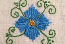 Embroidery Small Flowers