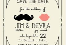 ★ Save the Date/Invitations ★